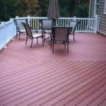 Custom Composite Deck in Warrenton, VA