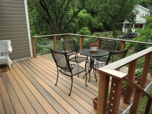 Custom Deck in Washington DC