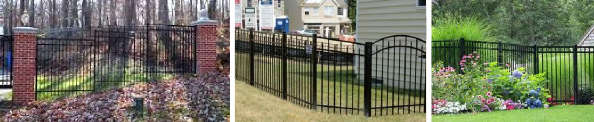 Affordable Aluminum Fence in Springfield, VA