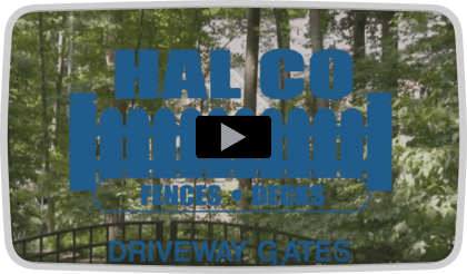Driveway Gates in Northern Virginia and DC from Hal Co