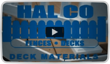Welcome to HAL CO Fences and Decks