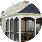Northern Virginia Screen Porch Contractor