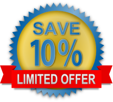 Save 10% on Your Next Fence or Deck Project