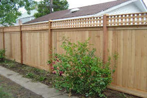 Wood Fence in Falls Church, VA Properly Treated