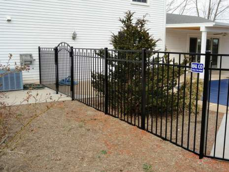 commercial fencing northern virginia