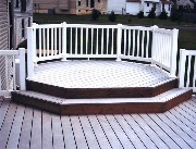 Deck Build in Gainesville by Hal Co